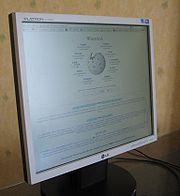 Écran plat LCD