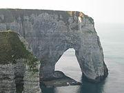 L'arche d'Étretat
