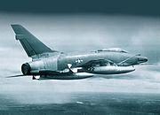North American F-100D