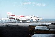 Un F-4J de l'US Navy