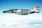 Le F-4 Phantom II, célèbre chasseur-bombardier américain