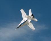 X-53, Un F/A-18 Hornet avec des ailes aéroélastiques, modifié par la NASA