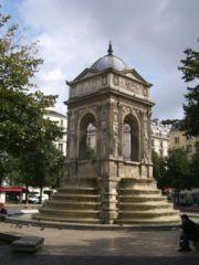 Fontaine des Nymphes