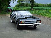 1970 Ford Capri 1700 GT