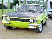 1971 Ford Capri 2600 RS