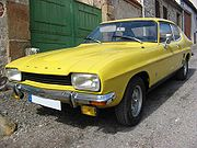 1973 Ford Capri 2.3 série 1½