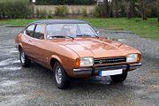 1974 Ford Capri 2300 GT