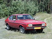 1977 Ford Capri 1600 GL