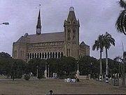 Frere Hall à Karachi