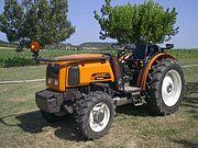 Renault Fructus, Tracteur fruitier des années 2000