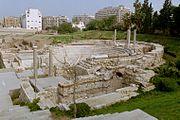 L'amphithéâtre romain de Kom-el-Dick