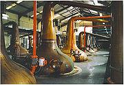Alambic de la distillerie Glenfiddich