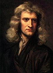 Newton (1642-1727).