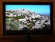 Gordes sur TV LCD 32 pouces