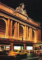 Grand Central Terminal de New York, sauvé de la démolition dans les années 1970