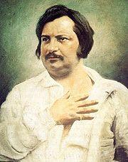 Honoré de Balzac Daguerréotype