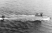 Sous-marin nucléaire de la marine de l'Armée populaire de libération  de la république populaire de Chine de classe Han
