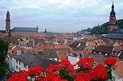 Heidelberg, Présidence d'Énergie-Cités