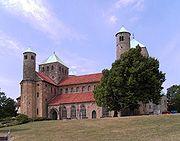 Saint-Michel d'Hildesheim, Basse-Saxe, Allemagne