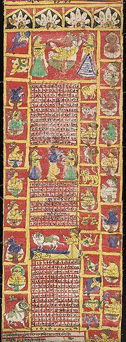 Almanach hindou pour l'année 1871-72.
