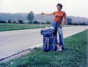 Auto-stoppeuse (Luxemburg 1977)