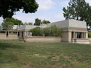 Frank Lloyd Wright, Hollyhock House, Los Angeles