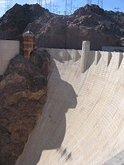 Le barrage Hoover