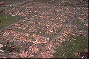 Les ravages de l'Ouragan Andrew