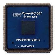 Microprocesseur IBM PowerPC 601