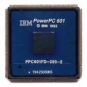 Microprocesseur IBM PowerPC 601