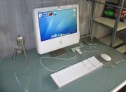 L'un des premiers ordinateur Apple à passer sous processeur Intel: L'iMac (Ici iMac Intel Core Duo17