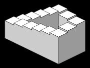 L'escalier de Penrose