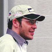 Jacques Villeneuve au Grand prix des États-Unis en 2002