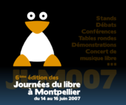 Visuel de l'édition 2007