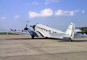 Un Ju 52 restauré aux couleurs de la Lufthansa
