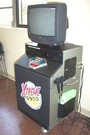 Une machine à Karaoké