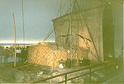 Le Kon Tiki au musée d'Oslo