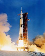 Fus�e Saturne V