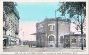 L'ancienne gare de La Plaine-Voyageurs