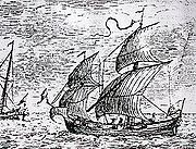 La Rieuse, frégate à rames de 30 canons (1674-1698)