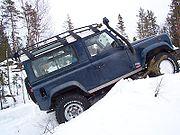 Land Rover Defender de 1999