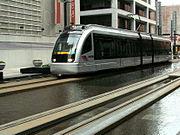 Tramway, Houston