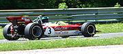 Lotus 49c (dernière version,  de 1970)