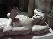 Gisant de Louis de Sancerre à la Basilique Saint-Denis
