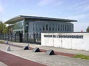 Une Maison de l'environnement permet une meilleure communication de l'aéroport avec les riverains autour d'Orly.