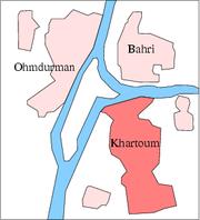 Région de Khartoum