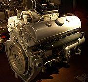 Moteur de char HL120, 265 ch