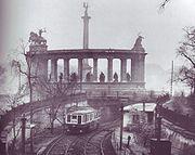 Premier métro électrique d'Europe continentale (Budapest).