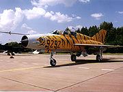 MiG-21UM Polonais