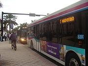 Un Metrobus à Miami